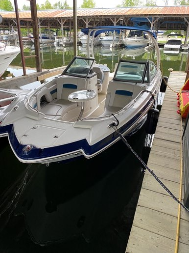 2016 Chaparral 264 SSx Photo 1 of 22