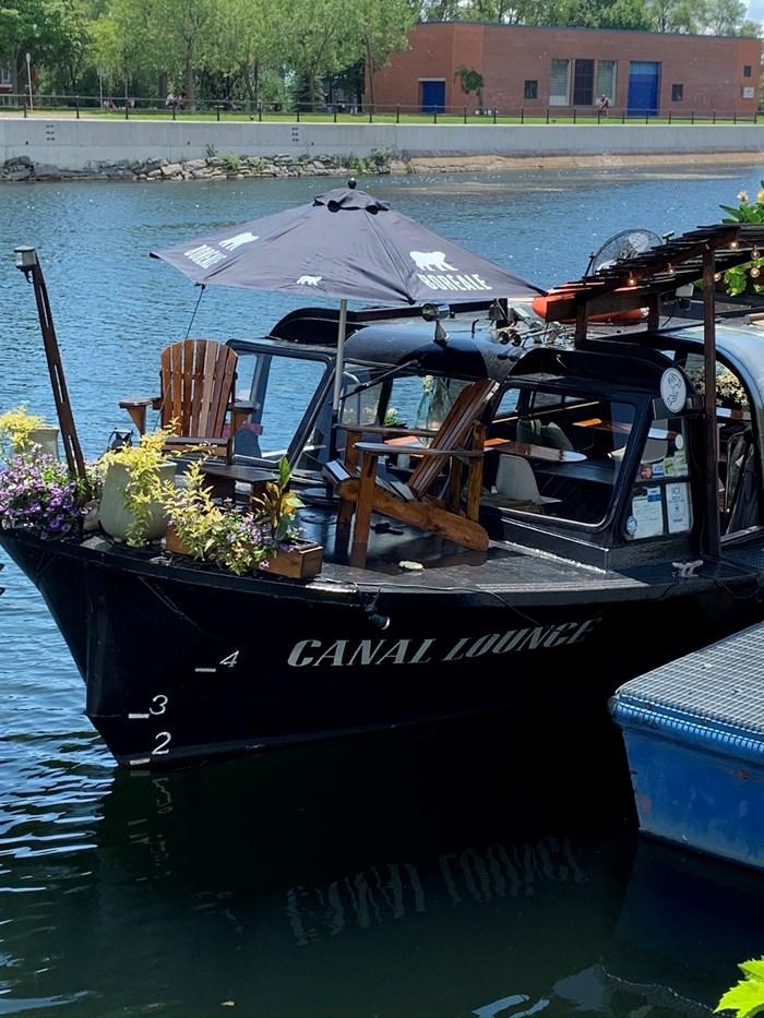 1971 Canal Boat Bateau- mouche Photo 15 of 18