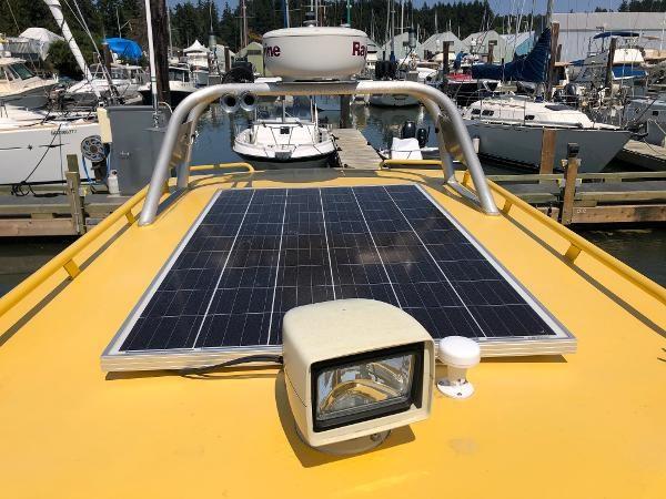 2001 Titan 249 XL Offshore Cabin Photo 18 sur 18