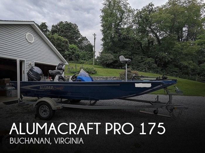 2019 Alumacraft Pro 175 Photo 1 sur 20