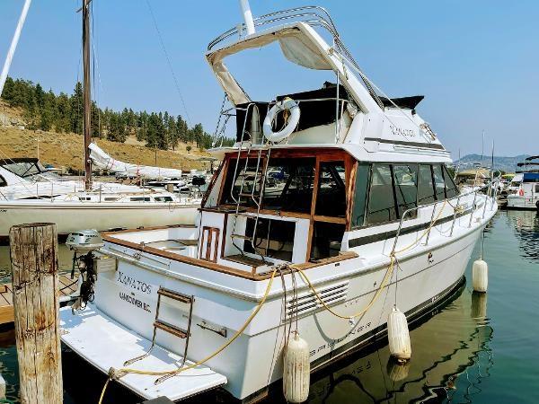 1991 Bayliner 3288 Motoryacht Photo 5 sur 65