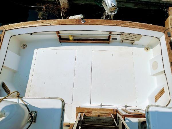 1991 Bayliner 3288 Motoryacht Photo 65 sur 65