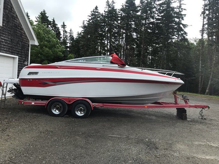 2007 Crownline CR220 Photo 7 of 9