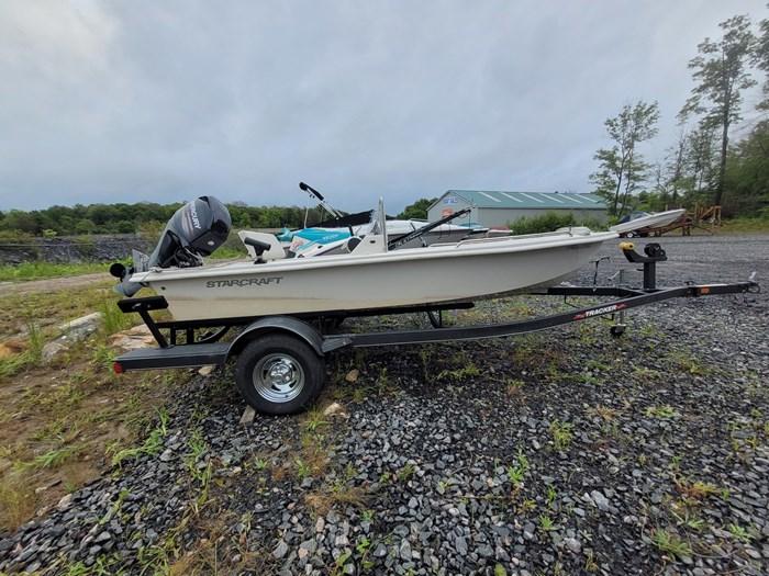 2015 Starcraft 155 Bay Boat Photo 2 of 5