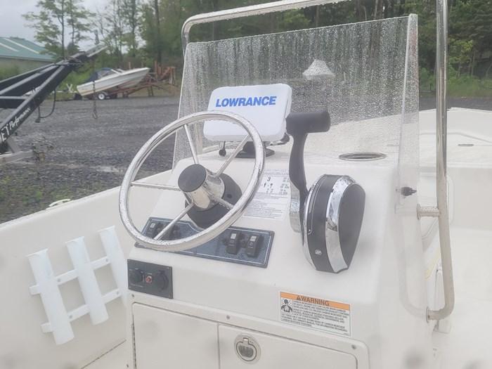 2015 Starcraft 155 Bay Boat Photo 1 of 5
