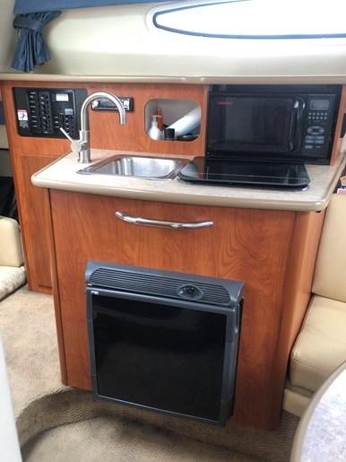 2007 Bayliner 245 Cruiser Photo 21 sur 25