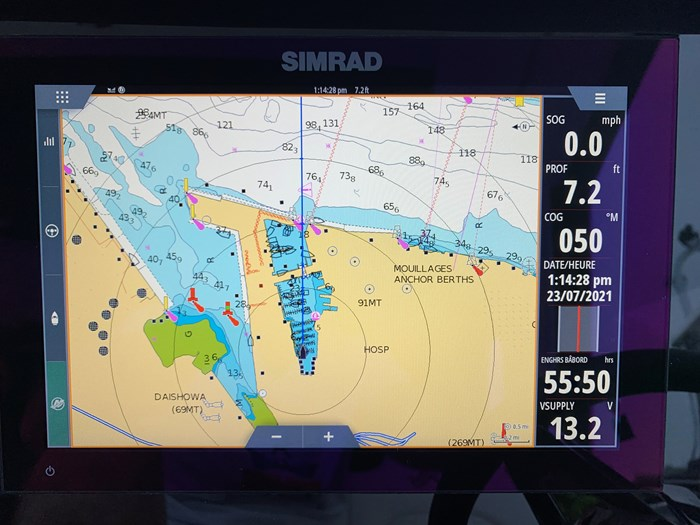 2021 Sea Ray Sundancer 320 O/B Photo 18 of 51