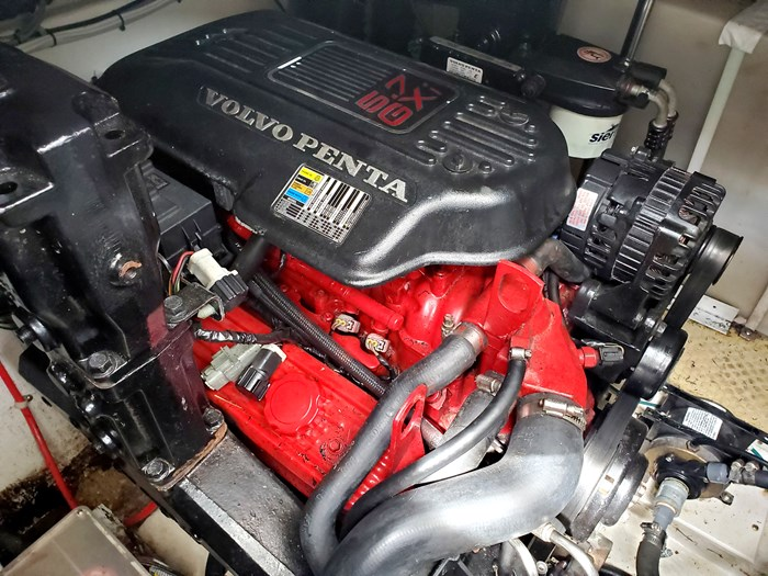 2007 Larson Cabrio 350 Photo 30 of 30