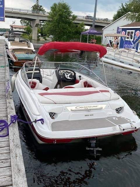 2012 CROWNLINE 185SS Photo 2 of 4