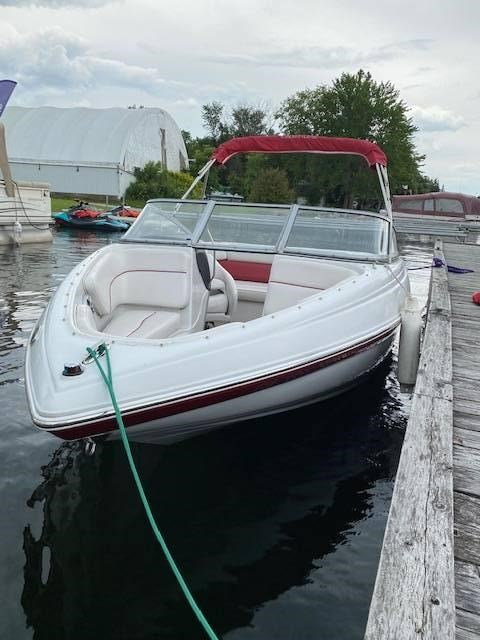 2012 CROWNLINE 185SS Photo 3 of 4