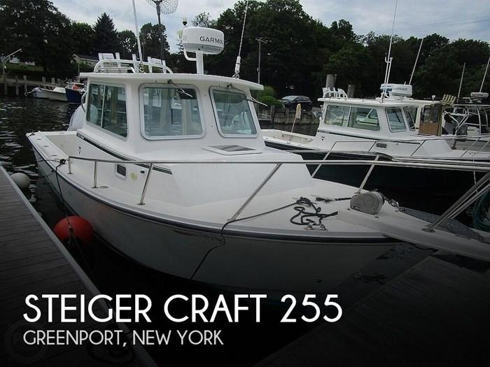 2009 Steiger Craft 255DV Miami Photo 1 sur 20
