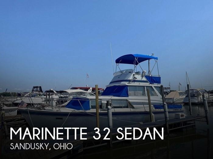 1975 Marinette 32 Sedan Photo 1 sur 20