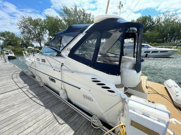 2003 Sealine S37 Sports Cruiser Photo 4 sur 56
