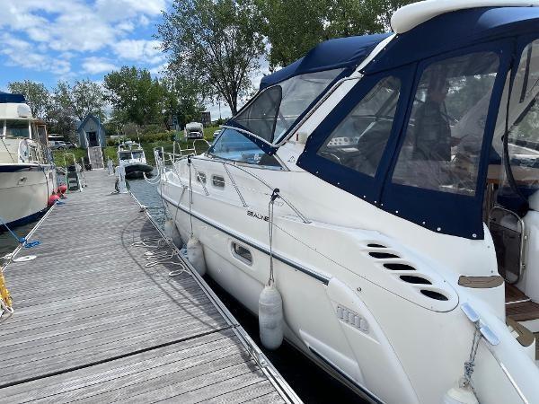 2003 Sealine S37 Sports Cruiser Photo 5 sur 56