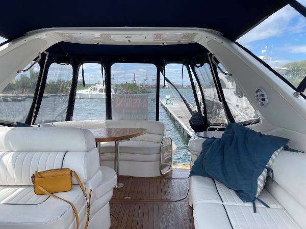 2003 Sealine S37 Sports Cruiser Photo 22 sur 56