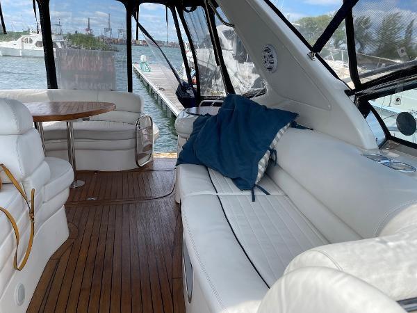 2003 Sealine S37 Sports Cruiser Photo 23 sur 56