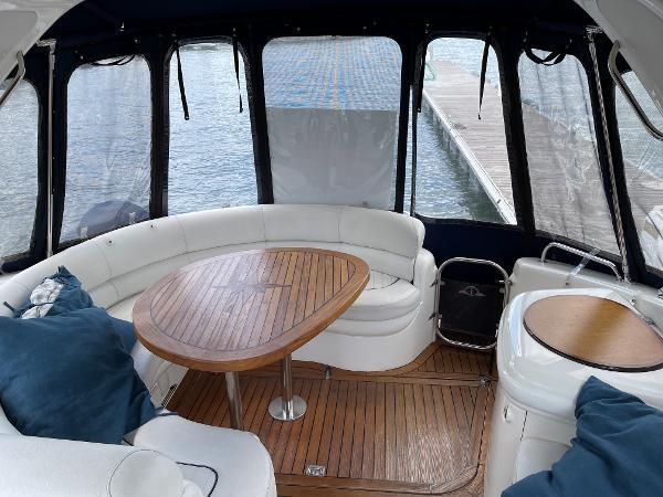 2003 Sealine S37 Sports Cruiser Photo 17 sur 56
