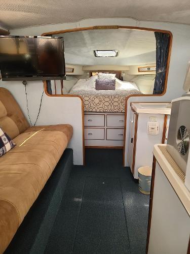 1988 Sea Ray 340 Express Cruiser Photo 38 sur 64