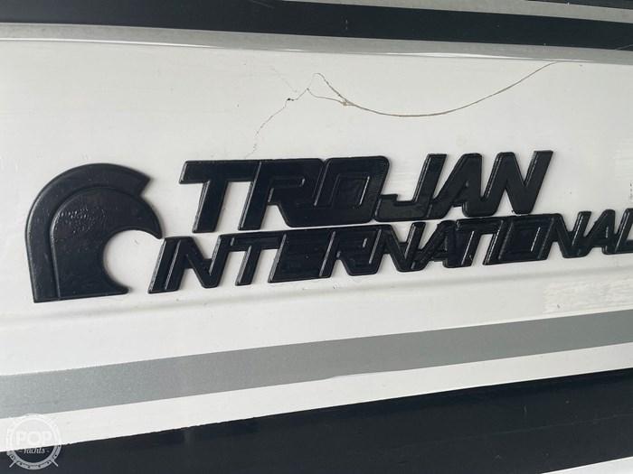 1989 Trojan 11 Meter Express 370 Photo 3 sur 20