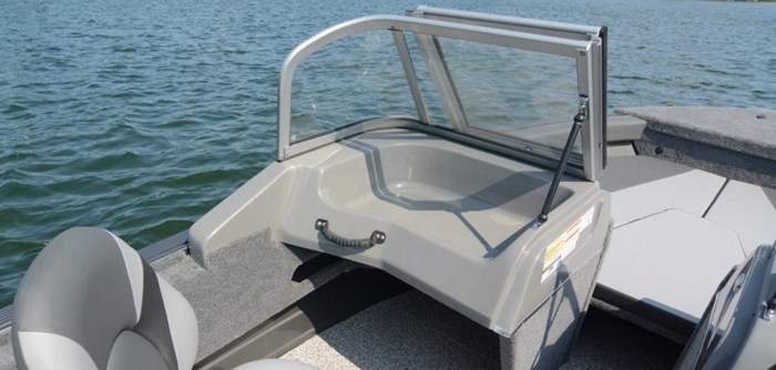 2021 MirroCraft Boat/Motor&Trailer (Package) Holiday 168 - 20T - Blue Photo 16 of 25