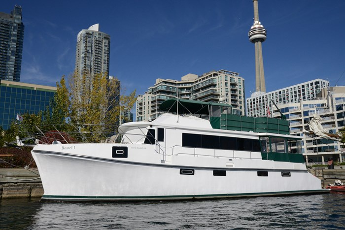 1998 AMT Motor Yacht Custom Photo 1 of 53