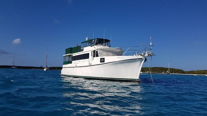 1998 AMT Motor Yacht Custom Photo 2 of 53