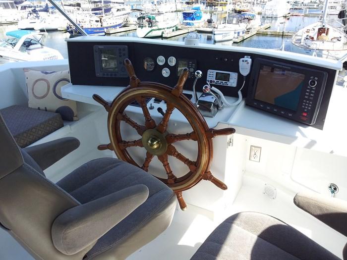 1998 AMT Motor Yacht Custom Photo 12 of 53