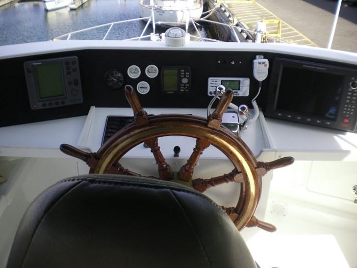 1998 AMT Motor Yacht Custom Photo 13 of 53