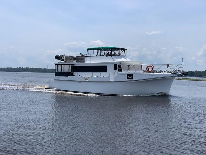1998 AMT Motor Yacht Custom Photo 17 of 53