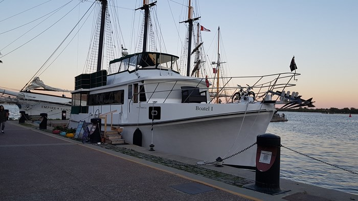 1998 AMT Motor Yacht Custom Photo 24 of 53