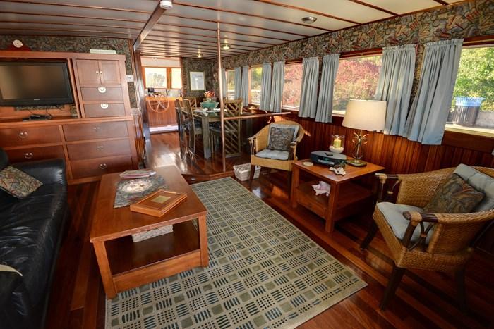 1998 AMT Motor Yacht Custom Photo 42 of 53