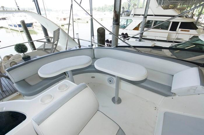 1999 Cruisers Yachts 5000 (50 Sedan Bridge) Photo 29 of 45