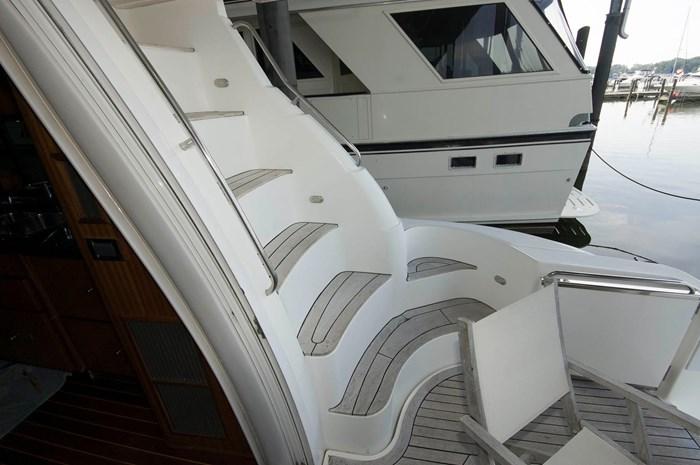 1999 Cruisers Yachts 5000 (50 Sedan Bridge) Photo 34 of 45