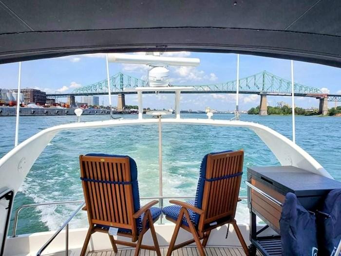 1999 Cruisers Yachts 5000 (50 Sedan Bridge) Photo 5 of 45