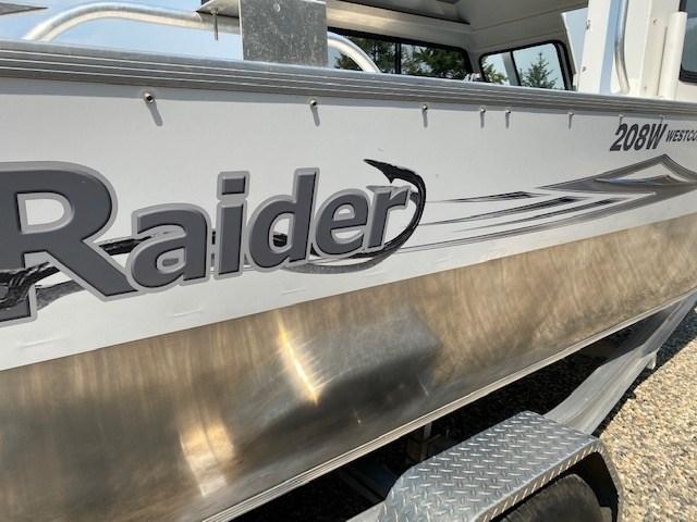 2016 RAIDER 208 WEST COAST EDITION Photo 25 of 28