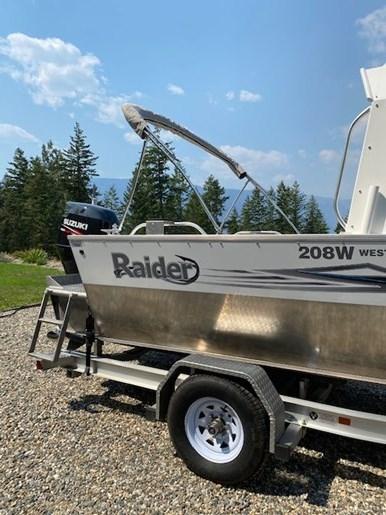 2016 RAIDER 208 WEST COAST EDITION Photo 27 of 28