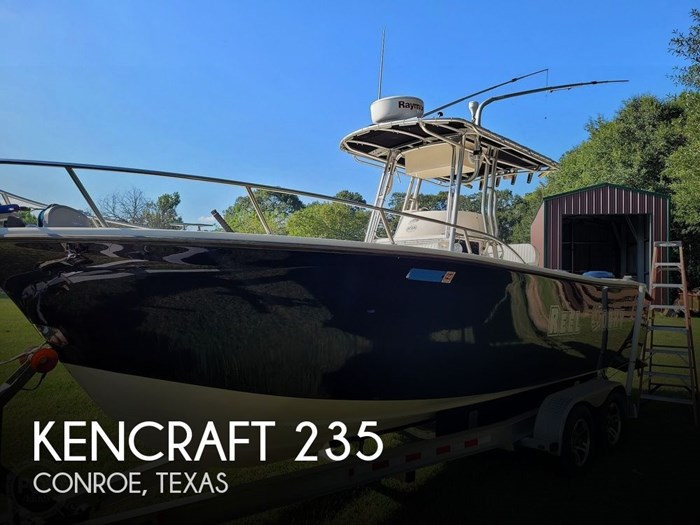 2001 Kencraft 235 Challenger Photo 1 of 20