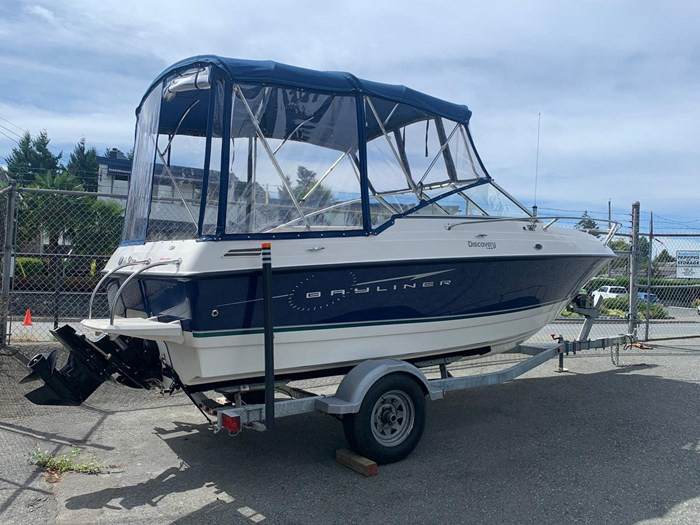 2008 Bayliner Discovery 192 Photo 2 of 7