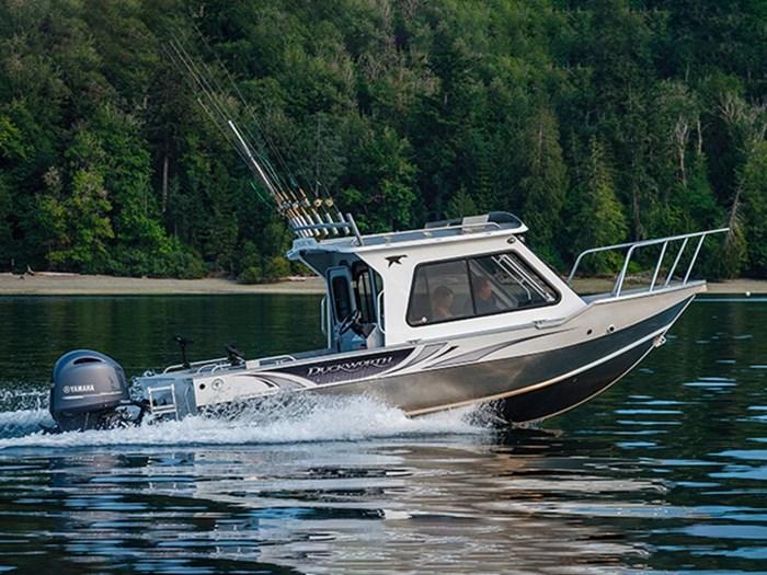 2022 Duckworth 24' Pacific Pro Photo 5 of 8