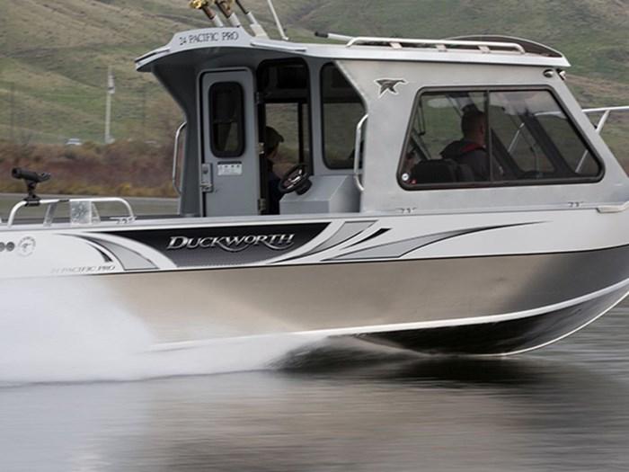 2022 Duckworth 24' Pacific Pro Photo 8 of 8