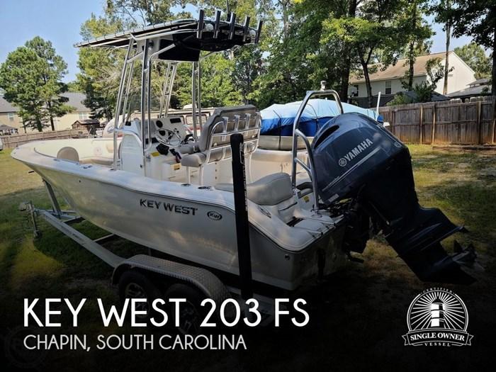 2021 Key West 203 FS Photo 1 sur 20