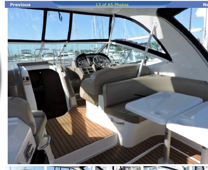 2011 Cruisers Yachts 330 Express Photo 2 of 8