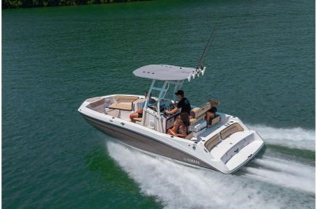 2022 Yamaha 210 FSH SPORT - RESERVE YOUR'S TODAY! Photo 6 of 9