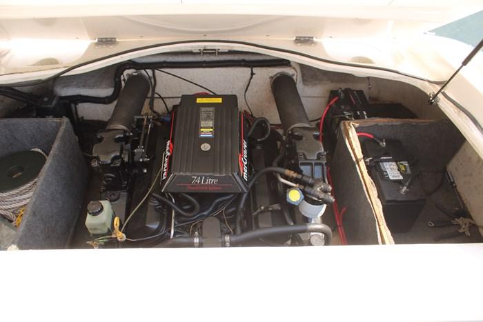 1997 Powerquest 220 Sport FX Photo 12 sur 27