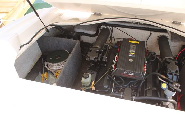 1997 Powerquest 220 Sport FX Photo 13 sur 27