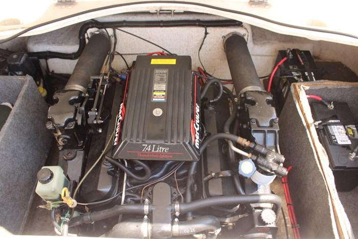 1997 Powerquest 220 Sport FX Photo 15 sur 27
