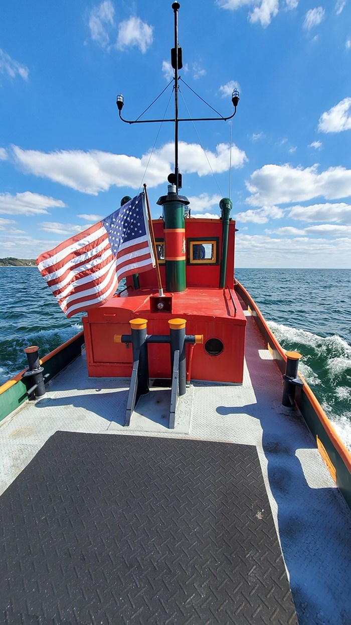 1945 Russel Brother Ville Class Tug Photo 4 of 13