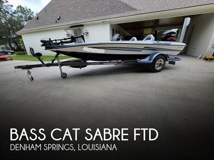 2010 Bass Cat Sabre FTD Photo 1 of 20