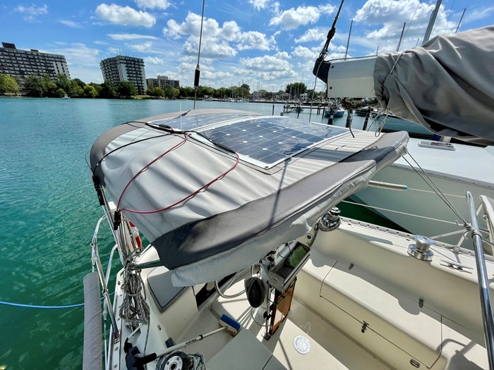 1980 CS Yachts 36 T 36 Traditional Photo 3 of 29