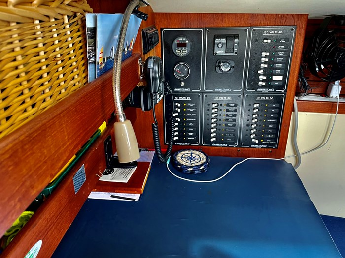 1980 CS Yachts 36 T 36 Traditional Photo 7 of 29